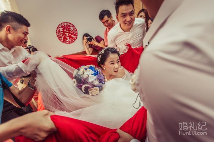 双机位婚礼跟拍【IDO跟拍摄影】