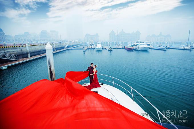 赠送5a景区棒棰岛海景免费拍摄,北方明珠大连浪漫海景,炫彩四季花海