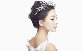 润尚时尚新娘造型|婚礼全程跟妆 总监档(二)