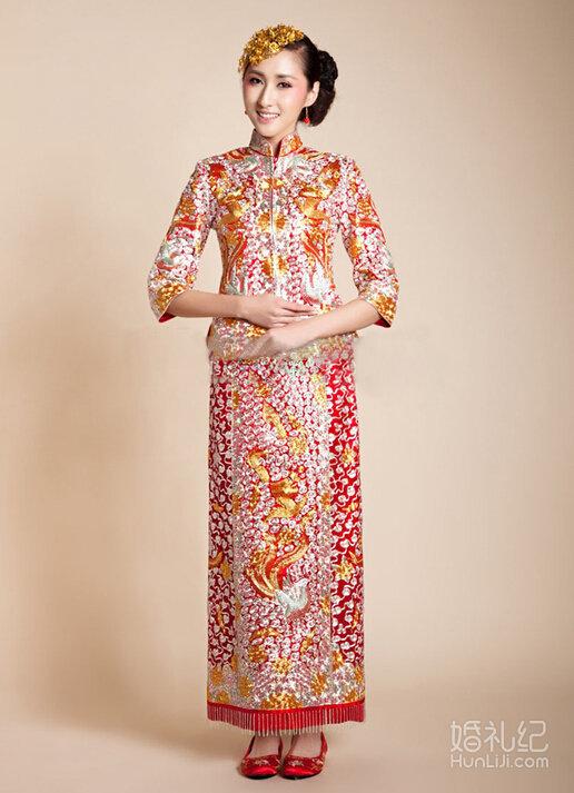 旗袍,中国老一辈人服装设计师的智慧结晶