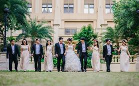 单机位婚礼纪实摄影