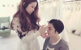 金牌化妆师安妮全日跟妆