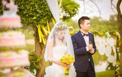 【ROOM】 高端户外婚礼 摄影+摄像+化妆