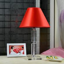 新婚台灯婚房床头灯结婚卧室婚房新婚卧室床头灯结婚婚庆台灯红色