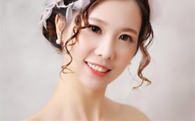 韩茉新娘跟妆