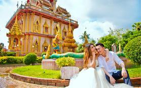 普吉岛海外婚纱拍摄