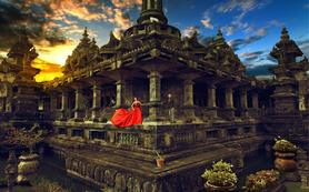 巴厘岛海外婚纱拍摄