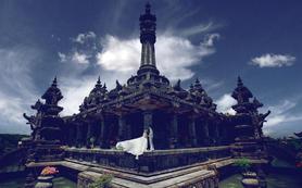 爱在巴厘岛の5天4晚婚纱之旅