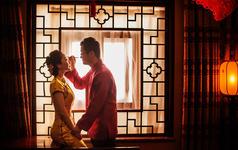 单机位婚礼摄影:闲时特惠(周一至周五非节假日)