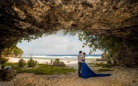塞班岛海外婚纱拍摄