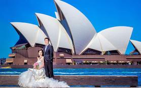 悉尼海外婚纱拍摄