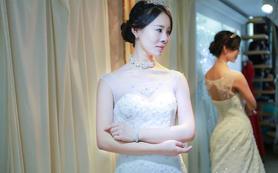 婚纱礼服租赁4件套 只需3880