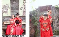 中式婚纱照&宽窄巷子