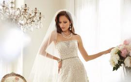 欧美品牌婚纱单租系列3