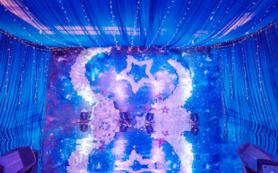 【四季童话】星空下主题婚礼