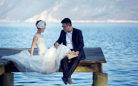 旅行婚纱摄影(云南)