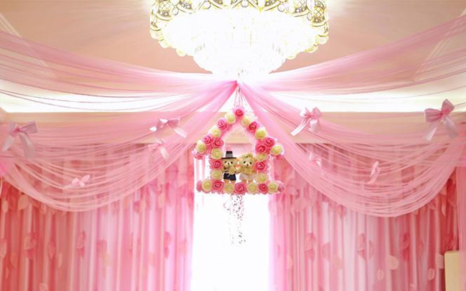 艾依诺|浪漫温馨风|婚房布置