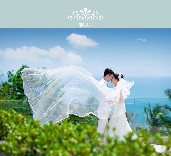 璐斐海外婚纱摄影——泰国苏梅岛旅拍