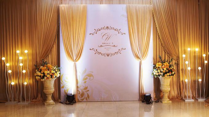签到本设计制作1个 个性桌卡设计30个   灯光舞美 婚礼灯光 2500瓦