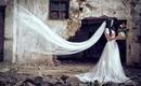 复古主题创意婚纱/写真