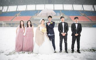 经典婚礼摄影跟拍
