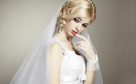 MarryMe茉莉蜜婚纱礼服新娘三件套餐送伴娘服