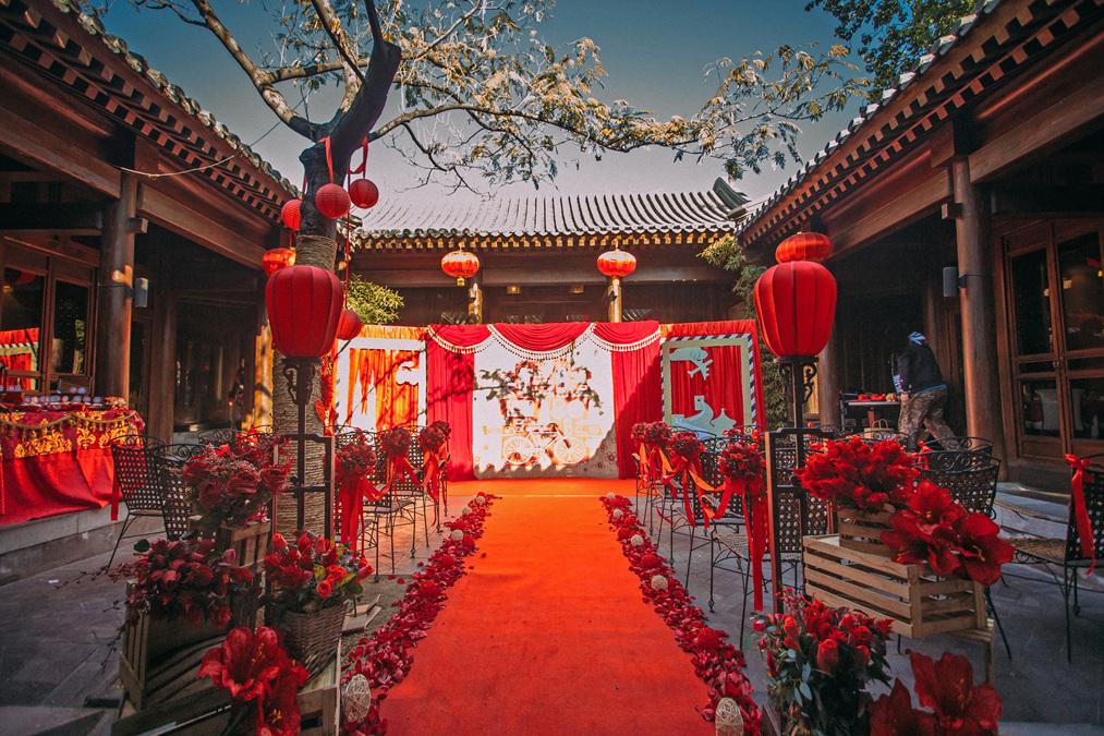 中式婚礼效果图_中式婚礼效果图图片素材