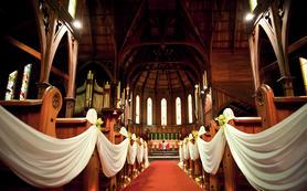 【IDO99】新西兰奥克兰大教堂婚礼