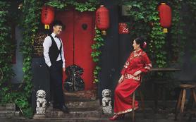 SOMETHING三生视觉婚纱摄影