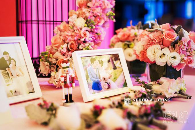「念和」梦幻城堡定制婚礼