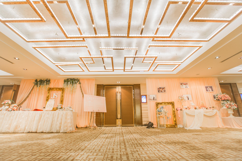 韩式婚礼布置