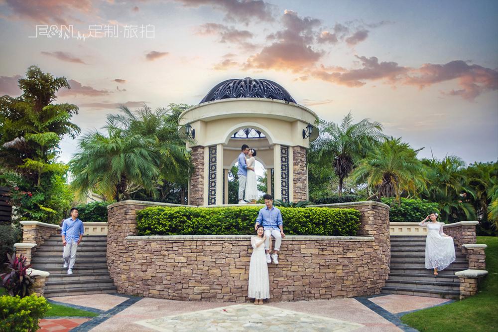 微别墅婚礼布置楼盘烟台福山电影图片
