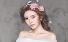 首席上门妆+送伴娘妆  韩式唯美风