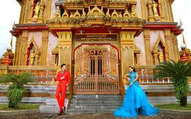 【金夫人】泰国普吉岛旅拍套系