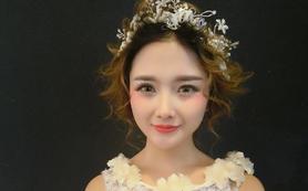 C.J造型 专业化妆师全天跟妆