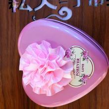 定制 欧式喜糖盒子批发创意婚庆糖果盒结婚礼品盒心形马口铁盒