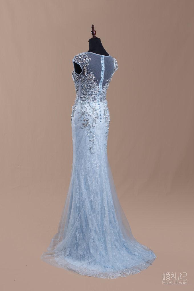 玛格莉的美丽礼服,婚纱礼服设计作品欣赏,婚礼纪 ji.