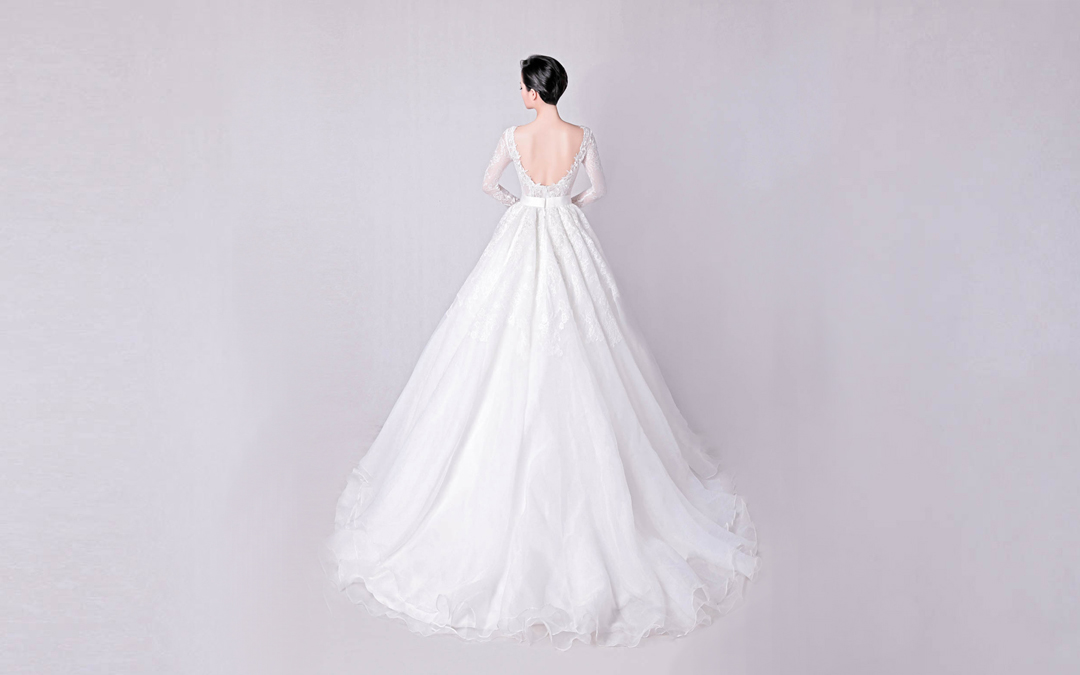 vow婚纱礼服高定