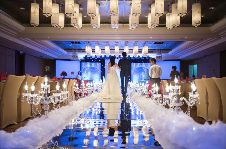 小时代婚礼美学|冰雪奇缘