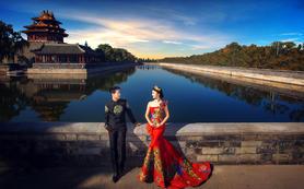 来北京,拍故宫婚纱照!【北京V视觉】