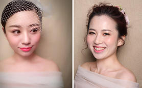木棉美妆 新娘跟妆婚礼造型