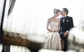 北京韩式婚纱照系列-【北京V视觉】