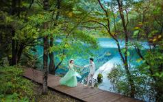【金夫人】大美九寨,童话世界