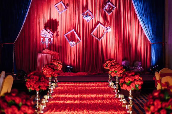 室内主题婚礼之文艺复兴