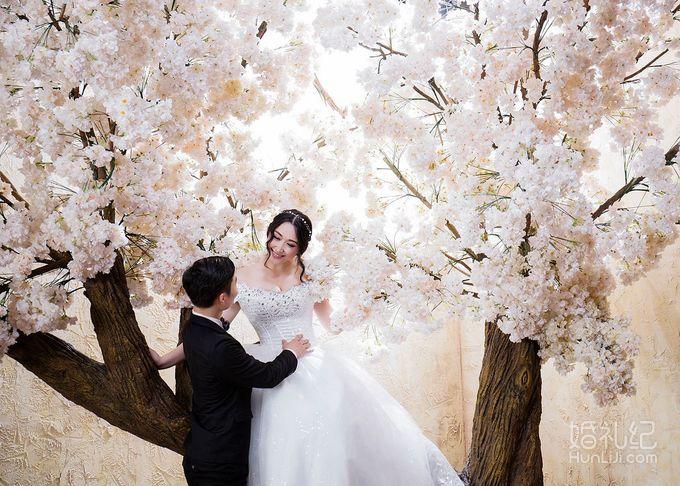 拍摄风格:韩式内景 小清新园林景 拍摄景点:韩国明星馆 园林 服装