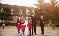 爱在春季-杭州最牛的中西结合婚礼记录
