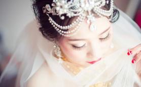 全天跟妆 -- 麋鹿森林新娘造型