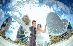 【三亚旅拍】凤凰岛12主题拍摄+10服+豪华产品