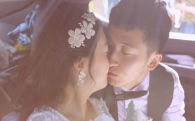 青年时代电影工厂 双机位婚礼电影