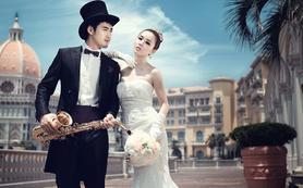 【杭州首尔】韩式婚纱套系—塞纳西庭